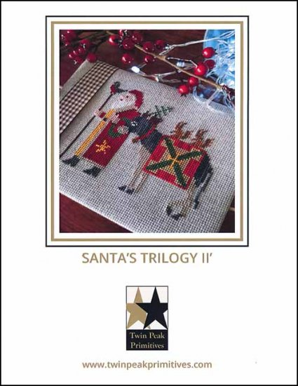 Twin Peak Primitives - Santa's Trilogy 2