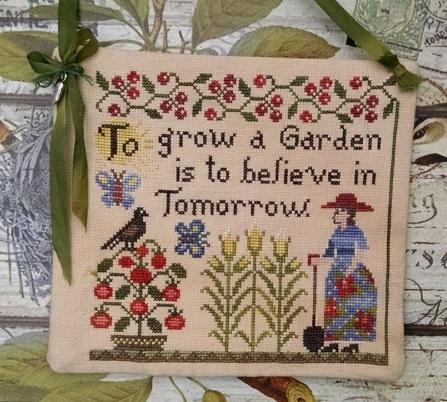 Lila's Studio Grow A garden
