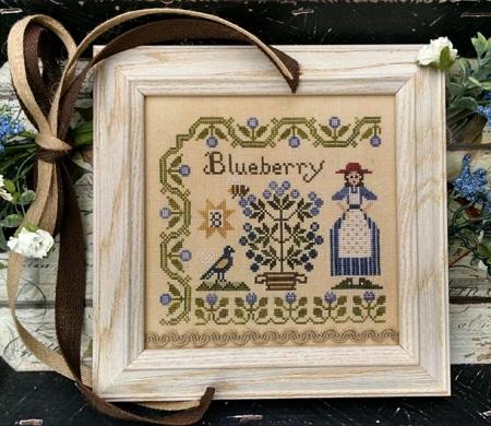 Lila's Studio Dinah's Garden- Blueberry