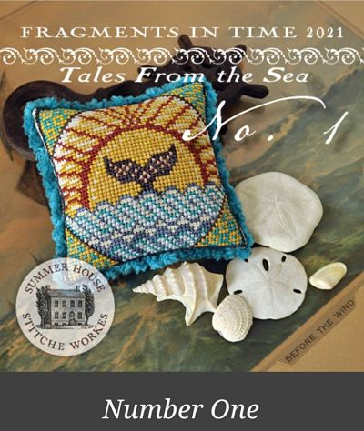 Summer House Stitche Tales from the Sea N°1