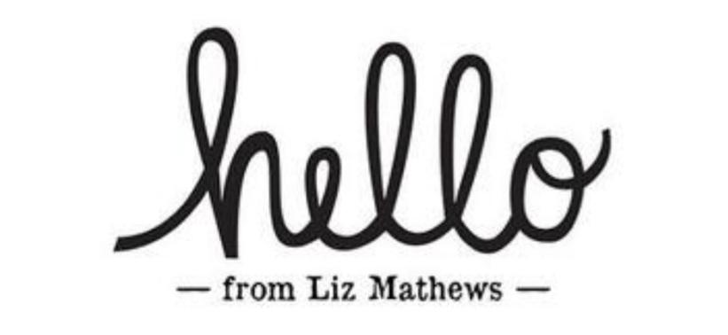 Hello from Liz Matthews
