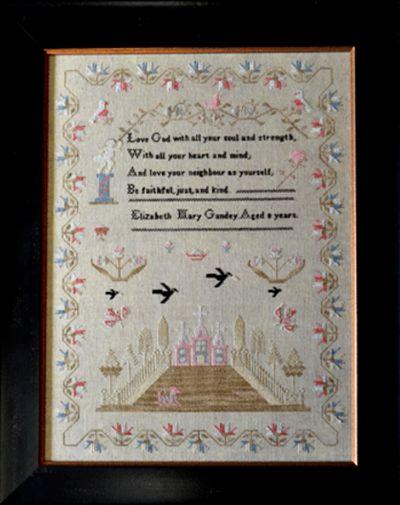 Shakespeare's Peddler Elizabeth Mary Gandey