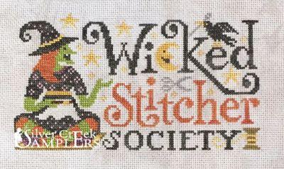 Silver Creek Samplers Wicked Stitcher Society