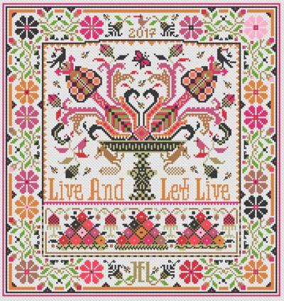 Long Dog - LD114 Live & Let Live