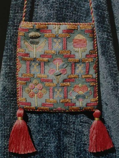 Nostalgic Needle Elizabethian Sweet Bag