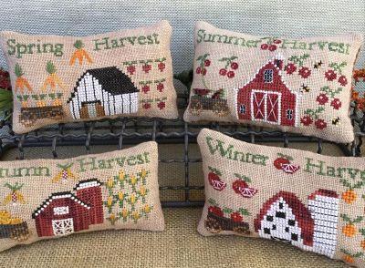 Mani di Donna Seasonal Harvest Pillows MDD-SHP