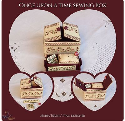 MTV Designs Once upon a time sewing box