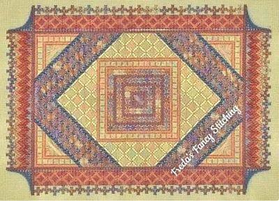 Freda's Fancy Stitching Persian Fantasy