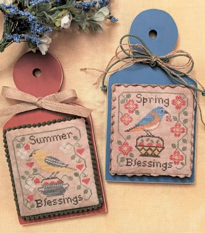 Lila's Studio Season's blessings 2