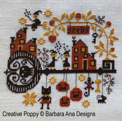 Barbara Ana Designs Spelville