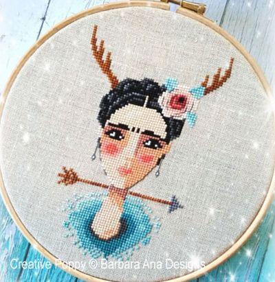 Barbara Ana Wounded Deer