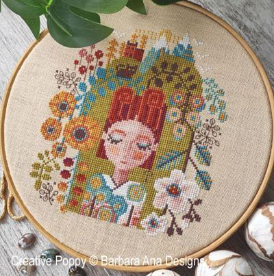 Barbara Ana Designs Garden of Dreams