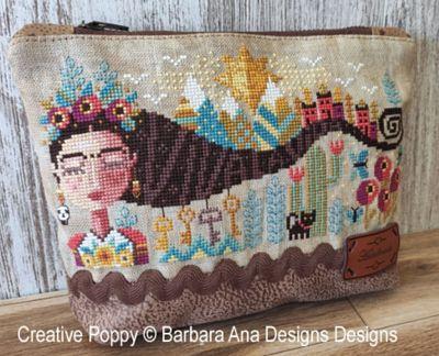 Barbara Ana Designs Dreaming Frida
