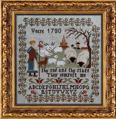 Twin Peak Primitives Shepherd Of Veere 1790