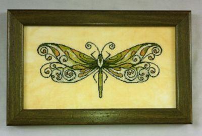 Keslyn's Dragonfly in Memory
