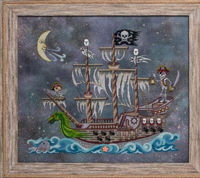 Glendon Place Poltergeist Pirates