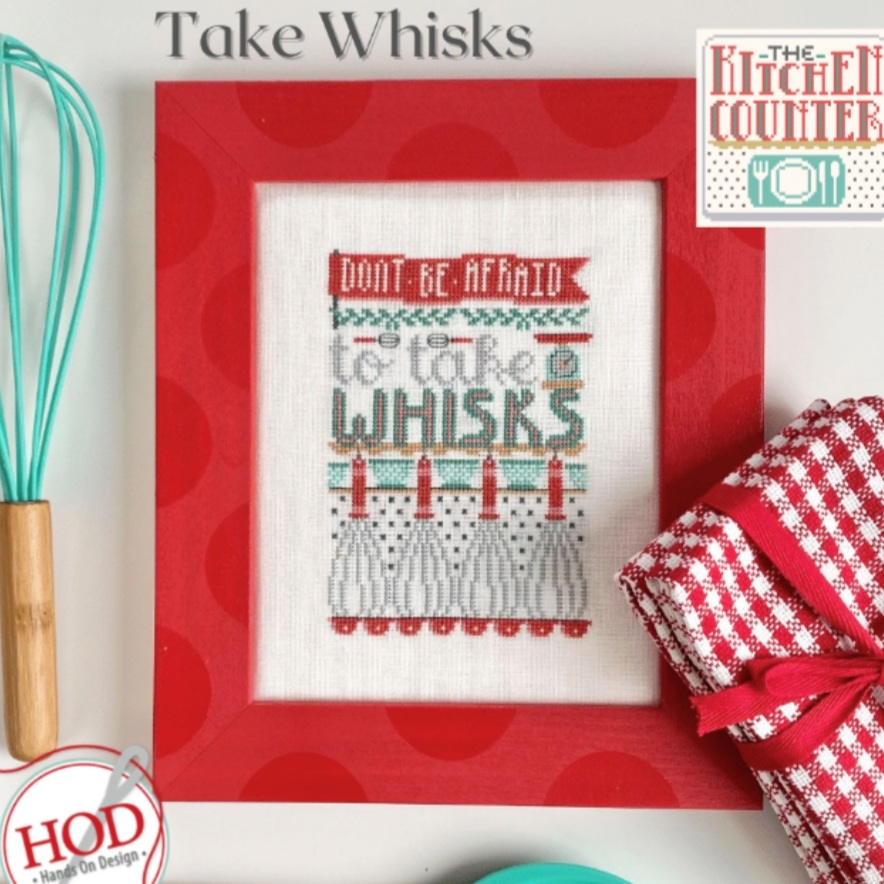Hands on Designs Take Whisks