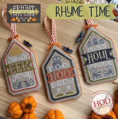 Hands on Designs Rhyme time