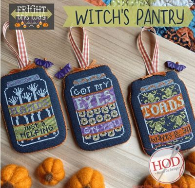 Hands on Designs Witch's Pantry