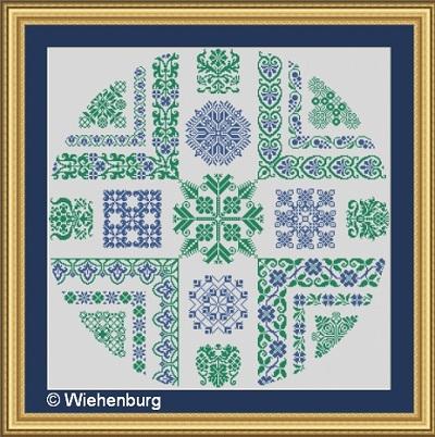 Secunda by Stickideen Von Der Wiehenburg