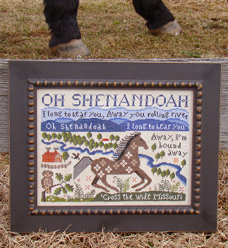 Shenandoah by Carriage House Samplings