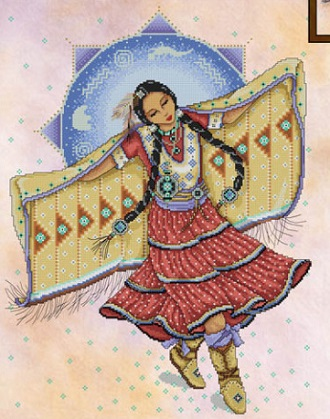 Spirit Dancer by Joan Elliott