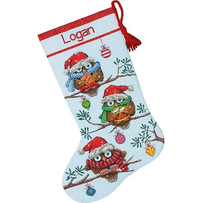 Holiday Hooties,70-08951,Dimensions