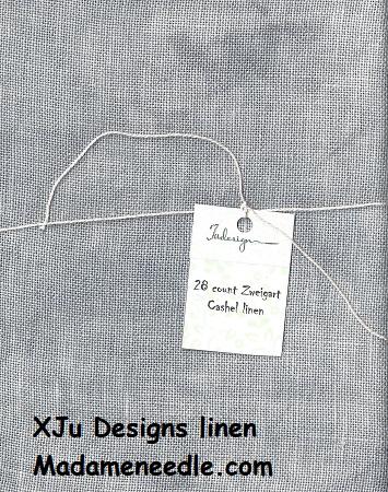 xJudesign Steel 28ct,18x27