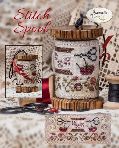 Jeannette Douglas Designs Stitch spool