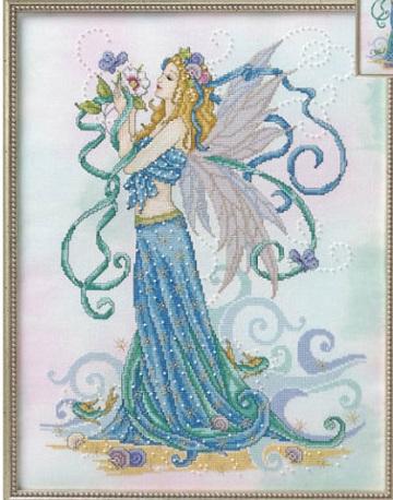 Summer fairy by Joan Elliott