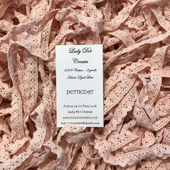 Petticoat Lace (2 yards) by Lady Dot Creates