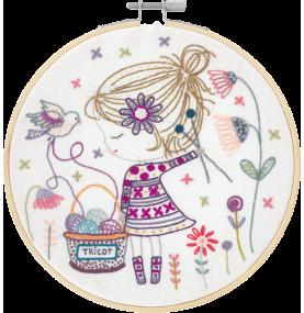Un Chat Dans L'alguille Salome knits
