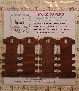 Rosewood Manor Thread savers