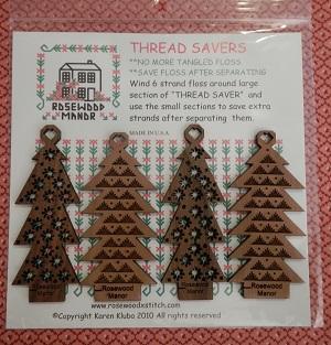 Rosewood Manor Tree thread savers