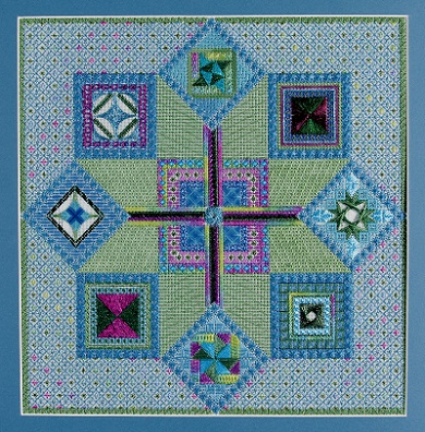 Deb Bee's Designs Tapestry Treasures