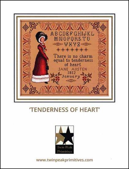 Twin Peak Primitives - Tenderness Of Heart