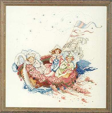 Mirabilia The Baby Boat-MD16