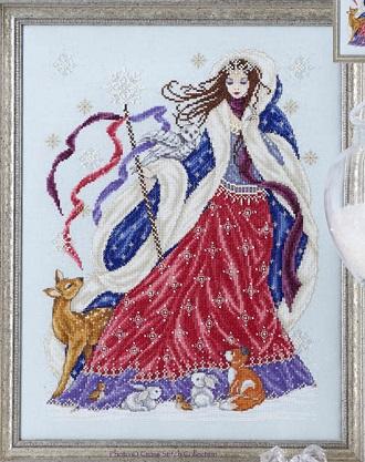Joan Elliott The Snow queen