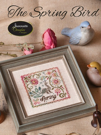 The Spring Bird by Jeannette Douglas Designs