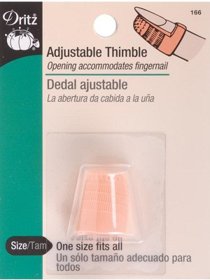 Adjustable thimble by Darice