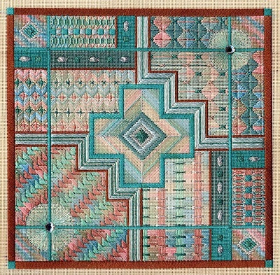 Turquoise Trail by Laura J.Perin Designs