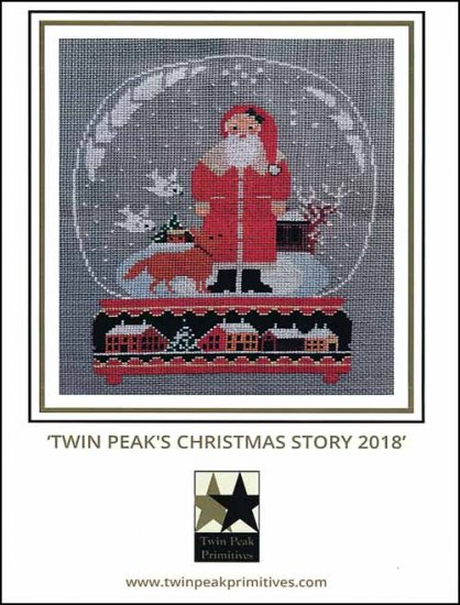Twin Peak Primitives - Twin Peak's Christmas Story 2018