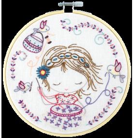 Un Chat Dans L'alguille Salome Embroiders