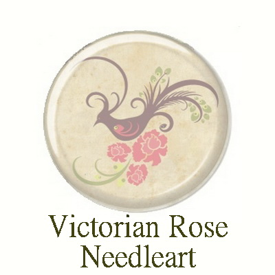 Victorian Rose Needleart