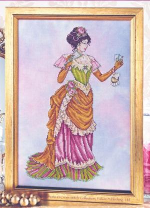 Victorian lady bu Joan Elliott