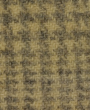 WDW Wool Fabric, Glen Plaid #1115 Banana Popsicle