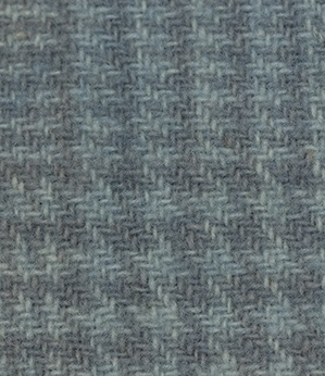 WDW Wool Fabric, Glen Plaid #1155 Blue Heron