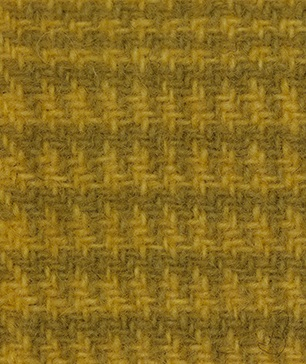WDW Wool Fabric, Glen Plaid #2224 Squash