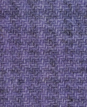 WDW Wool Fabric, Glen Plaid #2316 Iris