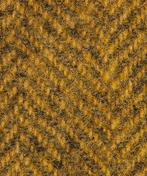 WDW Wool Fabric, Herring Bone #1224a Mustard